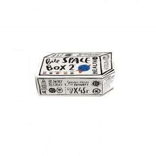 Набор орехово-фруктовых батончиков Bite SpaceBox2Wite 225 г белый