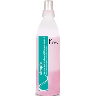 Simple Restoring Spray - Восстанавливающий двухфазный спрей-кондиционер Kezy
