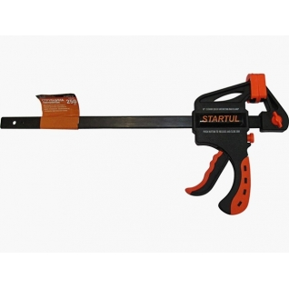 Струбцина пистолетная 250мм STARTUL PROFI (ST9015-25) STARTUL