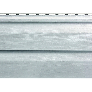 АЛЬТА сайдинг светло-серый (3,66х0,23м) / АЛЬТА сайдинг панель светло-серая (3,66х0,23м)