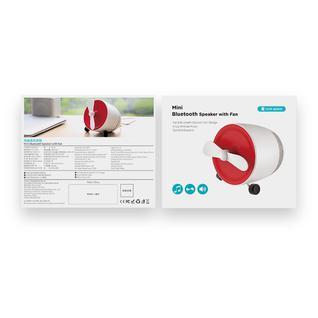 Акустическая система Rock Space Mini Bluetooth Speaker With Fan