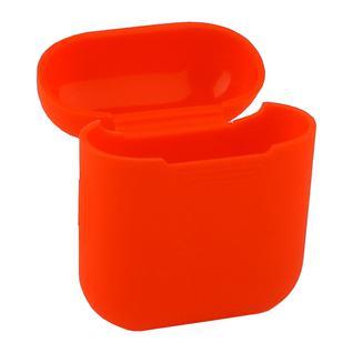 Чехол силиконовый Deppa для AirPods 2/ AirPods D-47003 1.4мм Красный