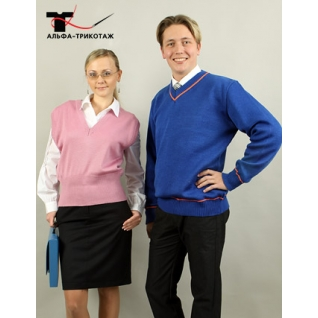 Пуловер мужской Модель «Каппа»