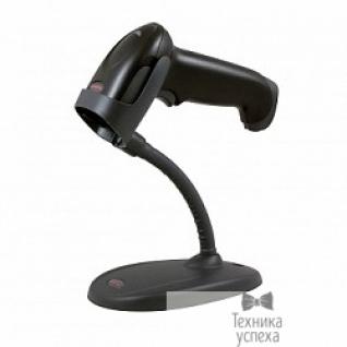 Honeywell Honeywell HWH 1250G LITE 1250GHD-2USB1LITE Чёрный Ручной линейный лазерный сканер штрих-кода USB с подставкой
