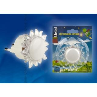 Uniel DTL-308-Подсолнух/RGB/4LED/0,5W