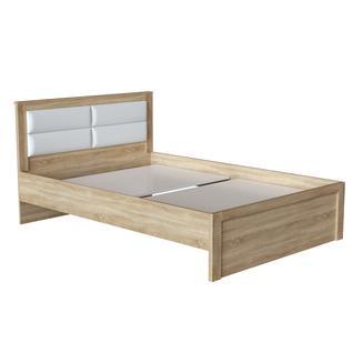Двуспальная кровать ПМ: РДМ Двуспальная кровать Элегия