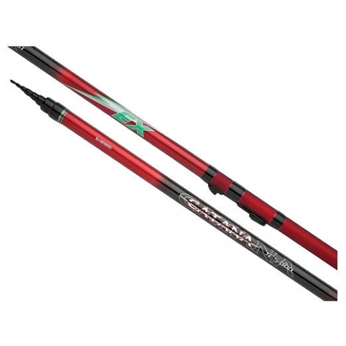 Удилище форелевое Shimano CATANA TROUT TEGT HI POWER 8-420 Shimano 36977679