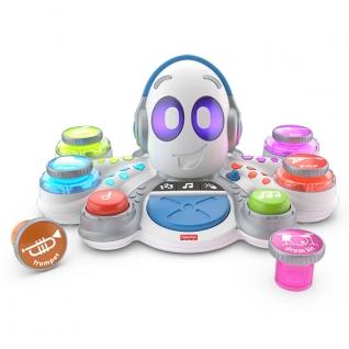 Развивающие игрушки для малышей Mattel Fisher-Price Mattel Fisher-Price FWF90 Фишер Прайс Обучающий Осьминог