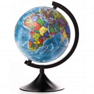 """Рельефный глобус """"Классик"""" - Политическая карта, 21 см Глобус"""