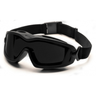 Защитная маска Pyramex V2G GB6420SDT (Anti-Fog, Diopter ready)