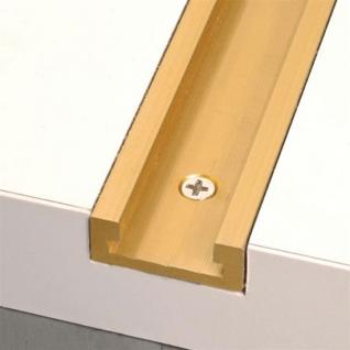 Профиль алюминиевый 812 мм для «ползунка» Miter Slide Incra MITERCHANNEL32