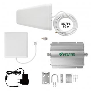 Усилитель сотовой связи VEGATEL VT-900E/1800-kit (дом) VEGATEL