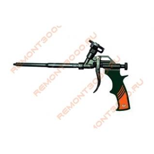 ВАРЯГ 60114 пистолет для монтажной пены / ВАРЯГ 60114 пистолет для монтажной пены с тефлоновым покрытием Варяг