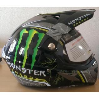 Шлем кроссовый (Monster)