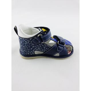 B-3164-С сандалии открытые синий BiKI 17-22 (17) Tom&Miki