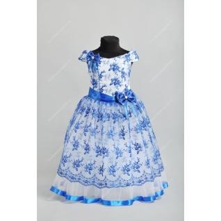 Платье детское 112, р/р 110-122 см