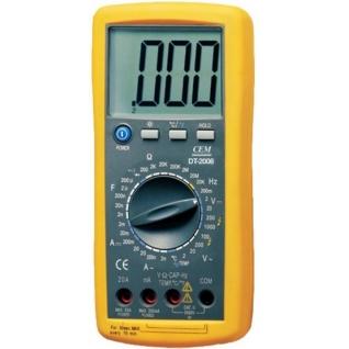 Цифровой мультиметр СЕМ DT-2008