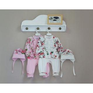 """Комплект для новороженных """"Розомания"""""""