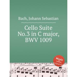 Сюита для виолончели №.3 до мажор, BWV 1009