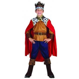 """Карнавальный костюм """"Король"""", 4-6 лет Snowmen"""