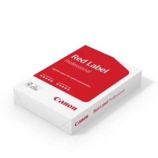 Бумага для ОфТех Canon Red Label Professional (А4,80г,172%CIE) пачка500л.
