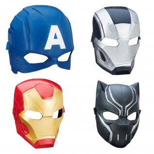 """Маска Avengers """"Первый Мститель"""" Hasbro"""
