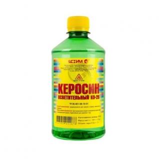 Керосин осветительный бутылка 0.5л Ясхим
