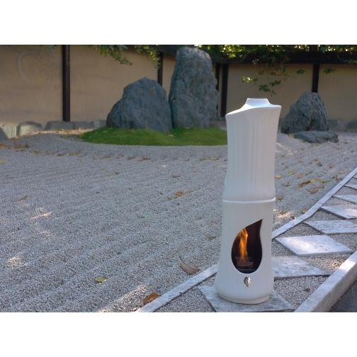 Керамический биокамин Bamboo RG di Romagnioli e Giardini 853115