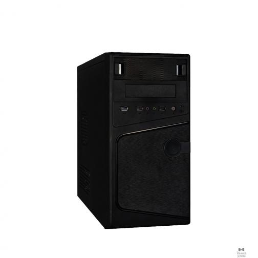 EXEGATE Exegate EX271406RUS Корпус Minitower Exegate BA-121U Black, mATX <AA350, 80mm> 2*USB2.0+1*USB3.0, Audio 36969555