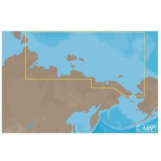 Карта C-MAP RS-N204 - Северо-Восточное побережье России C-MAP