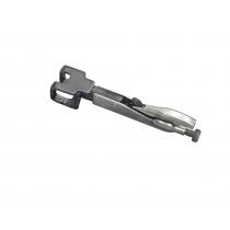Зажим с фиксатором для кузовных работ (двойной изгиб-для сборки деталей кузова) Forsage