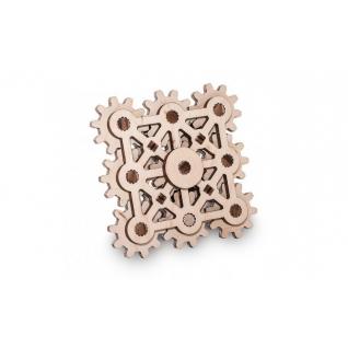 Сборные модели EWA Деревянный конструктор 3D TWISTER MAXI (Твистер макси)