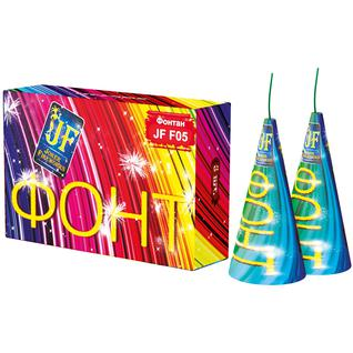 """Joker Fireworks Фонтан JF F05 """"ФОНТ"""" (30/6) Джокер"""