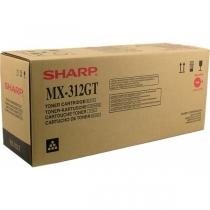 Оригинальный чёрный картридж Sharp MX-312GT для Sharp AR-5726, AR-5731, MX-M260, MX-M264N, MX-M310N, MX-M314N, MX-M354N на 25000 стр. 9988-01