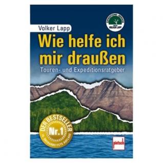 Paul Pietsch Verlag Книга Buch Wie helfe ich mir draussen 10. Auflage