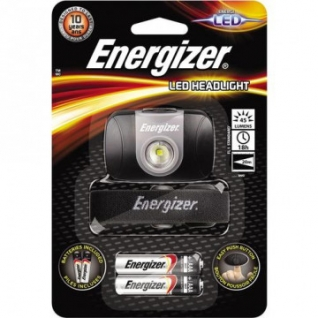 Фонарь светодиодный Energizer LED Headlight 2AAA red