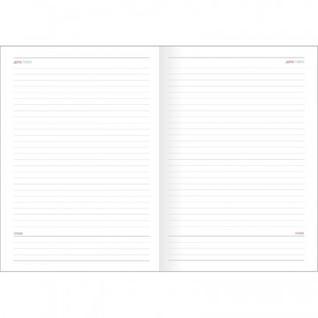Ежедневник недатированный, сине-зеленый, А5, 96л., Oriental/AZ504/green