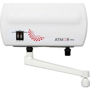 Водонагреватель проточный электрический ATMOR Basic 5000 Кухня 3520065 ARISTON