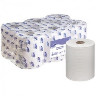 Полотенца бумажные д/дисп. Luscan Professional 2сл143м 6рул/уп