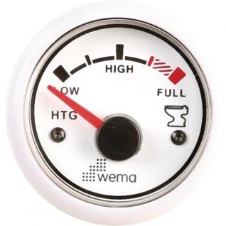 Wema Индикатор уровня сточных вод Wema HTG-WW 240 - 30 Ом 12/24 В