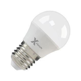 Лампочка светодиодная X-flash XF-E27-G45-6.5W-4000K-230V