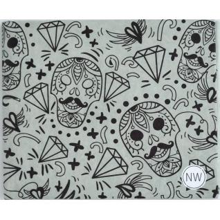 Кошелек New Wallet – New Skulls