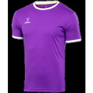 Футболка футбольная Jögel Camp Origin Jft-1020-v1-k, фиолетовый/белый, детская размер YXS