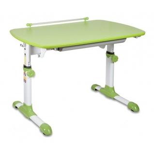 Бюрократ Стол детский Бюрократ CONDUCTOR-06/GREEN столешница ЛДСП зеленый ...