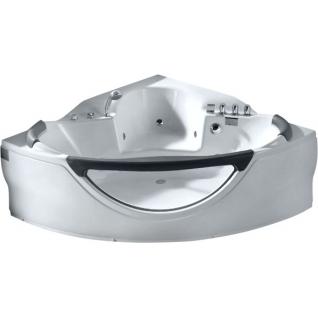 Акриловая ванна Gemy с гидромассажем (G9025-II B)
