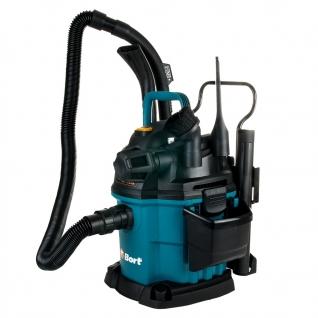 Пылесос для сухой и влажной уборки Bort BSS-1518-Pro