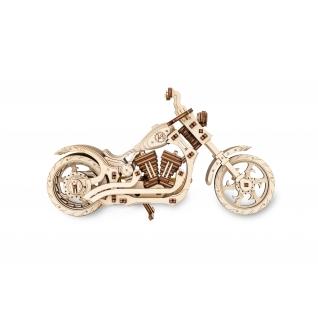 Сборные модели EWA Деревянный конструктор 3D Cruiser (мотоцикл)