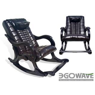 EGO Массажное кресло-качалка EGO WAVE EG-2001 в комплектации LUX