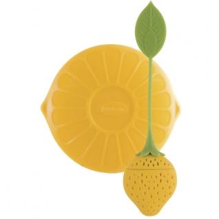 Кухонные товары из силикона Trudeau Corp. Мини-заварник для чая желтый NW-MZ-Y