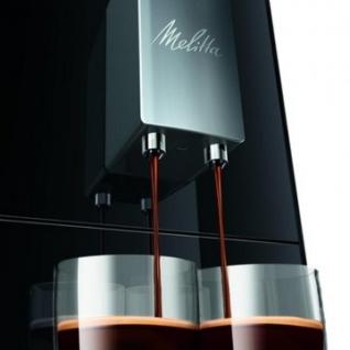 Кофемашина Melitta Caffeo Solo Е 950-101 черная/черная